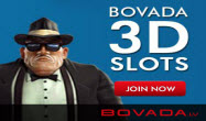 3D Slot Games at Bovada Casino