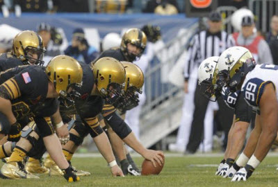 Army vs Navy Game Kick Off Time Odds Picks