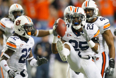 Title Hopes on the Line at Iron Bowl
