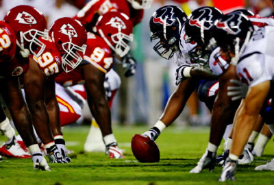 Texans vs Chiefs