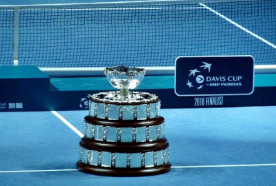 Tennis Odds: France Favored to Win Davis Cup