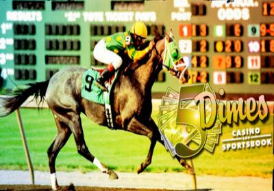 Introducing 5Dimes Plus 10% Racebook